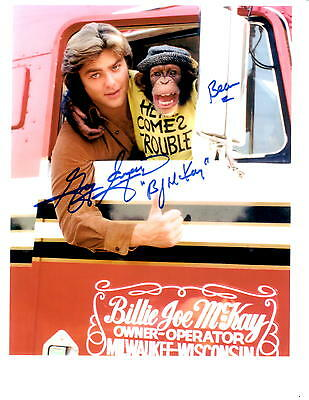 BJ AND THE BEAR! *** UP CLOSE!  ICON OF THE 80's!***