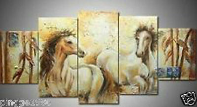 MODERN ABSTRACT CANVAS ART OIL PAINTING (no frame)P090