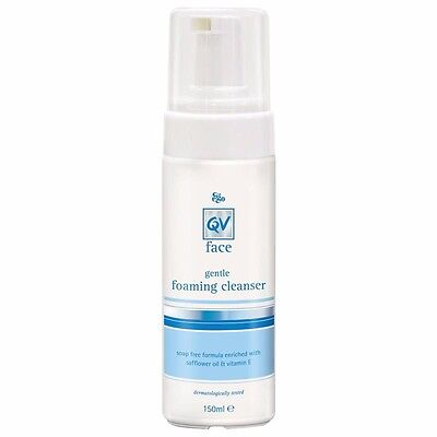 Best Price! Qv Face Gentle Foaming Cleanser 150Ml By Ego Discount Chemist