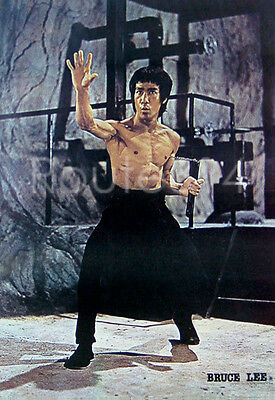 Bruce Lee Actor Poster 2515