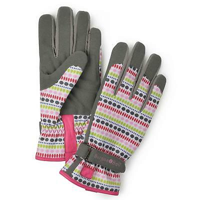 PINK SEED GARDENING GLOVES  BY Burgon & Ball - LOVE THE GLOVE