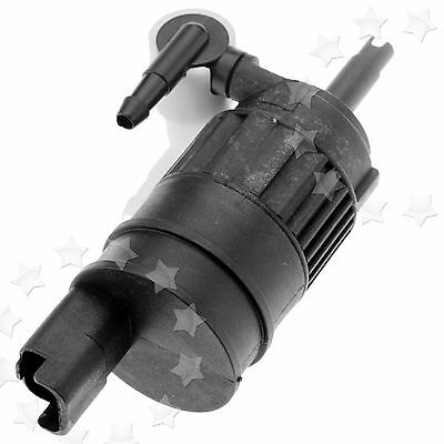 Twin Outlet Windscreen Washer Pump For Renault Megane Clio Scenic Espace Kangoo