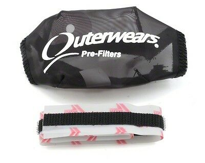 Pull Start Pre-Filter by Outerwears for HPI Baja 5b 5T SC / Losi 5ive-T  (BLACK)