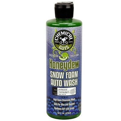 Chemical Guys Honeydew Snow Foam Shampoo 473 ml,  29,49EUR / Liter