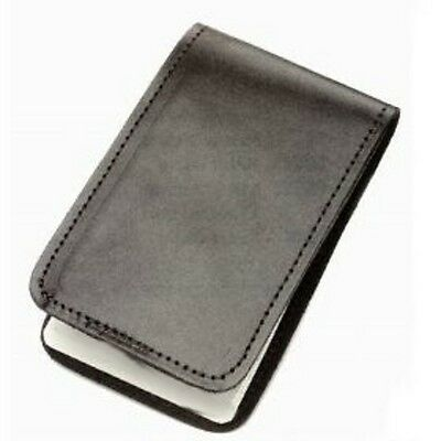 "Leather Memo Pad Holder - Unlined - For 3"" x 5"" Memo Pads"