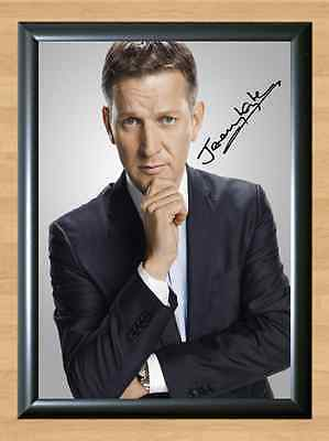 Jeremy Kyle The Jeremey Show Signed Autographed A4 Print Poster TV Show Series