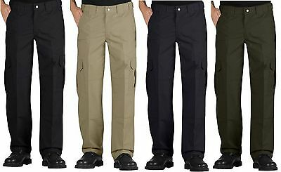 Dickies Men's Lightweight Relaxed Fit Straight Leg Ripstop Tactical Duty Pants