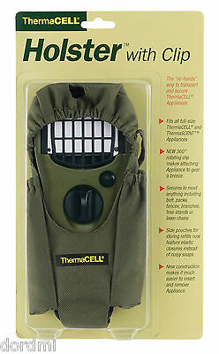 ThermaCell Mosquito Olive Appliance Holster w/ Clip MR-HJ