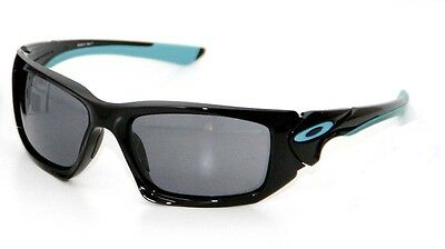 8e24323961b NEW Oakley Limited Edition London Series SCALPEL Polished Black   Grey  OO9095-18