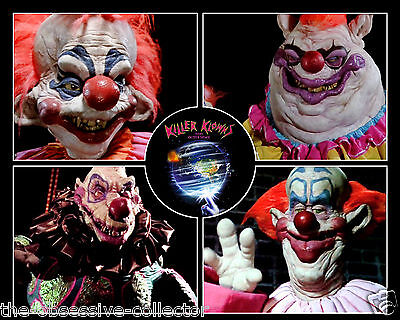 KILLER KLOWNS FROM OUTER SPACE photo 02 cult classic clown horror comedy