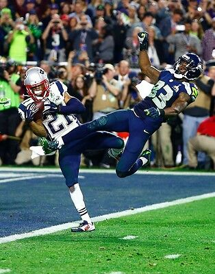 Malcolm Butler New England Patriots 2015 Super Bowl 8X10 Glossy Photo Picture