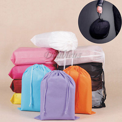 49*40cm Portable Travel Motorcycle Bike IT Drawstring Helmet Bag Storage Pocket