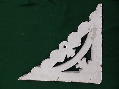 Antique Wood Porch Corbel Bracket Decorative Victorian Architecture Old 4494-15