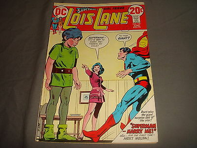 SUPERMAN'S GIRLFRIEND LOIS LANE #131 DC Comics 1973  VF-
