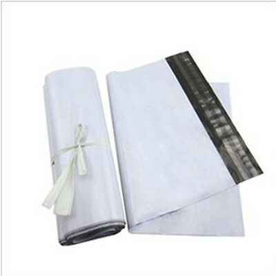 10x13 POLY MAILERS ENVELOPES SHIPPING BAGS PLASTIC SELF SEALING BAGS 100 PC 9X12