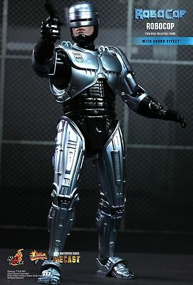 Hot Toys ROBOCOP DIE CAST SERIES 1/6 Collectible Figure - NEUF