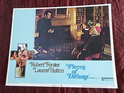 Pieces Of Dreams - Robert Forster - Lobby Card - 11X14  - Usa - #6