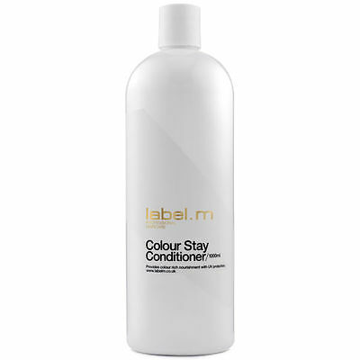 label.m Colour Stay Conditioner 1000ml  For Men And Women