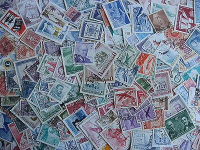 Collection breakup! CHILE 310 different, up to 1993 some mixed condition