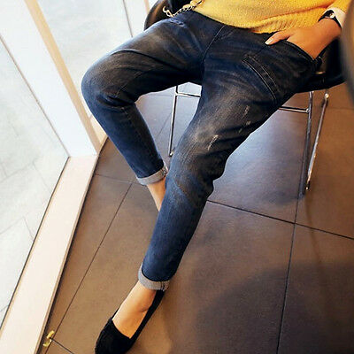New Spring Summer Pregnant Woman Casual Pants Maternity Pants Trousers Jeans