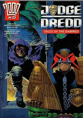 JUDGE DREDD Tales of the Damned