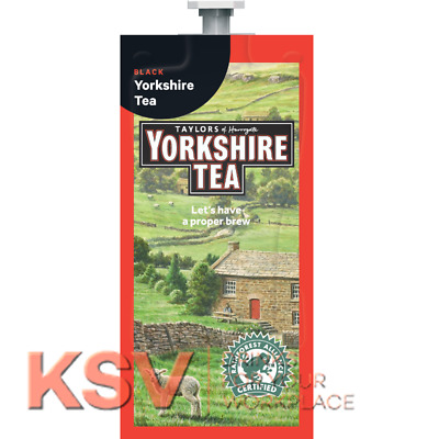 140 Flavia Taylors Yorkshire Tea Drinks