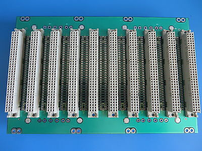 VERO VME Bus J2 Backplane 10 Slot