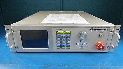 Quantronix 300-10, Laser Control Power Supply, Continuum