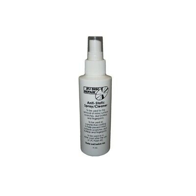 JFJ DISC REPAIR ANTI-STATIC SPRAY / CLEANER 4oz