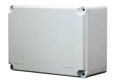 Cctv Junction Box With A Choice Of Sizes Ideal For Garden Lighting Ip56 Outdoor