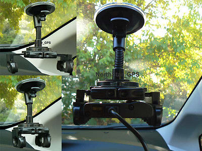 Car Windshield Suction Mount For Cobra Whistler Beltronics Uniden Radar Detector
