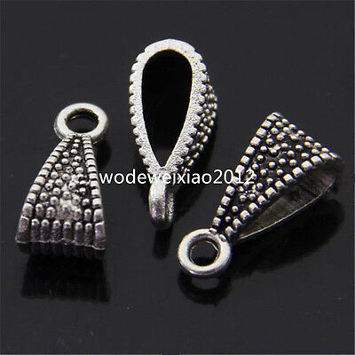 20pc double faced Buddha accessories wholesale silver charm of Tibet PL020