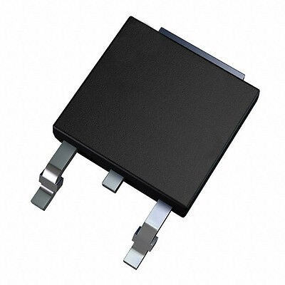 5N2307  Transistor - N-Ch  Mosfet To-252 (Lot Of 5)