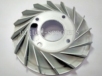 Vespa Vbb Flywheel Fan Cover 6 Volt Brand New V8020