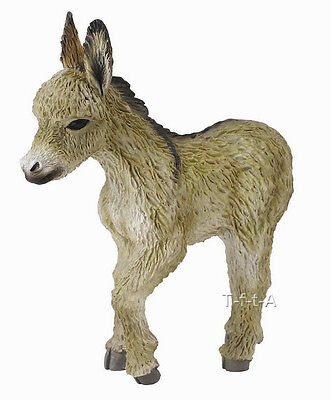 FREE SHIPPING | CollectA 88409 Walking Donkey Burro Longear - New in Package