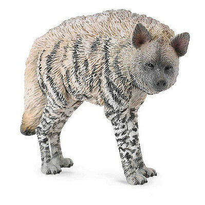 FREE SHIPPING | CollectA 88566 Striped Hyena Figurine Toy Model - New in Package