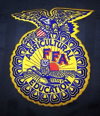 Future Farmers of America Jacket Hoodie Collectable Iron On Large Patch Crest