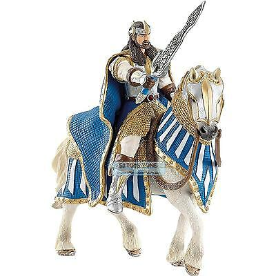 Schleich - Griffin Knight King on Horse Toy Figure