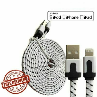 Long 3M USB Cable for iPhone 7 6S 6 5S 6 Plus Data Charger Strong Extension Lead