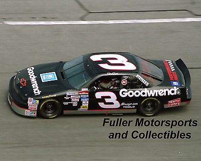 DALE EARNHARDT SR 1994 DAYTONA 8X10 PHOTO #3 GOODWRENCH CHEVY NASCAR WINSTON CUP