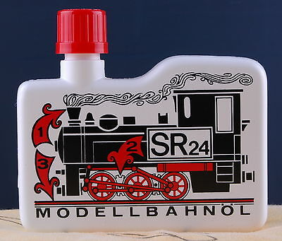 (100ml = ) SR 24 Modellbahn- Smoke oil and Cleaning oil NEW