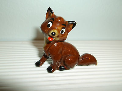 WADE FIGURINE - DISNEY'S SERIES - THE FOX AND THE HOUND - TOD