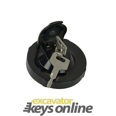 John Deere Mini Excavator Fuel Cap Part No AT251288 / 43663380