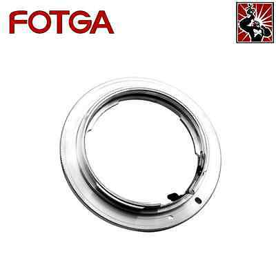 Adapter Ring Nikon F Lens to Canon EOS EF EF-S Mount Camera 5D 7D 70D 700D 650D