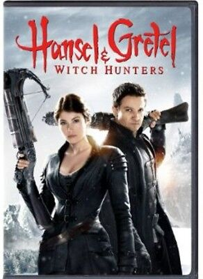 Hansel & Gretel: Witch Hunters (2013, DVD NEUF) WS (RÉGION 1)