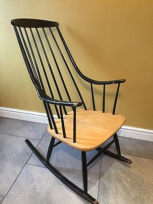 A beautiful Windsor Rocking Chair by Lena Larsson