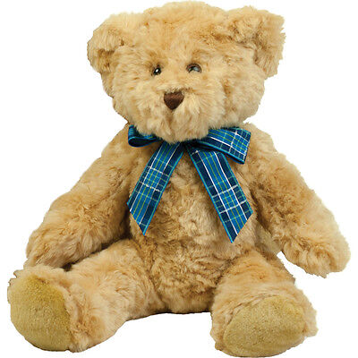 Mumbles Baby Toddler Child Bracken Soft Plush Toy Teddy Bear (Brown)