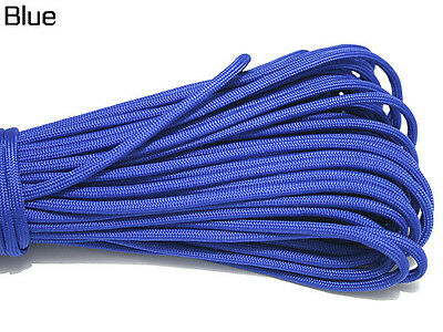 550 Paracord Parachute Cord Lanyard Mil Spec Type III 7 Strand Core 100 FT #1
