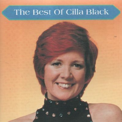 CILLA BLACK THE BEST OF CILLA 20 track CD Australian Disctronics Release 1991