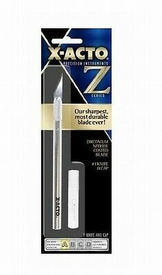 Elmer's Products XZ3601 3 Pack X-ACTO Z Series #1 PRECISION Knife with Cap